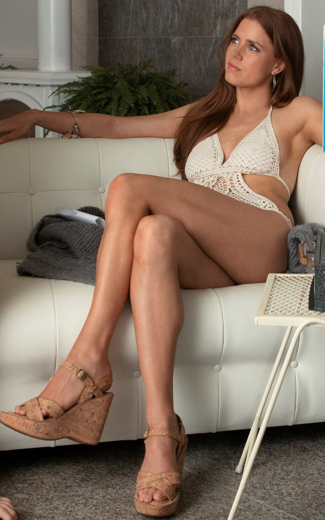 Amy Adams Hot Pics, Leaked Bikini Photoshoots