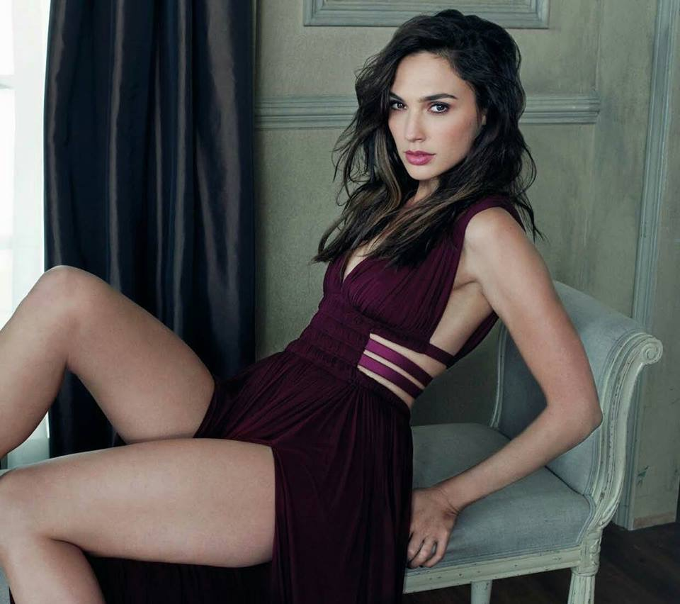 from Tristen gal gadot hot naked sexy