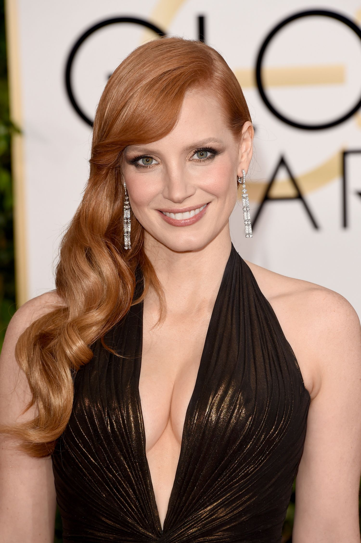 Jessica Chastain Hot