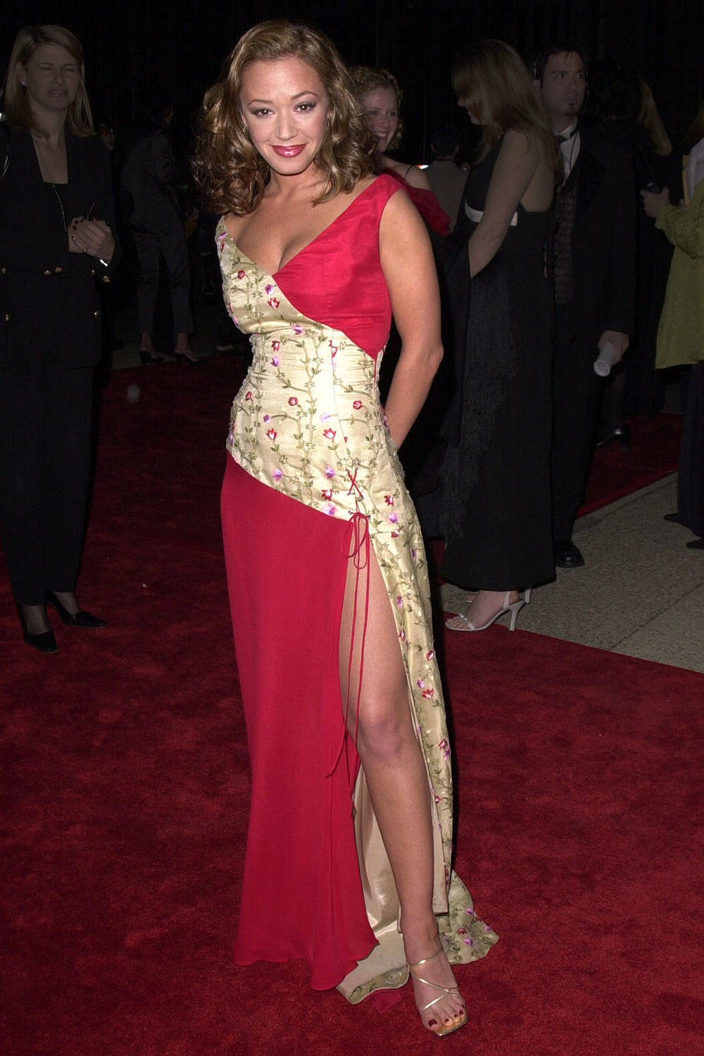 Naked pictures of leah remini photos 42