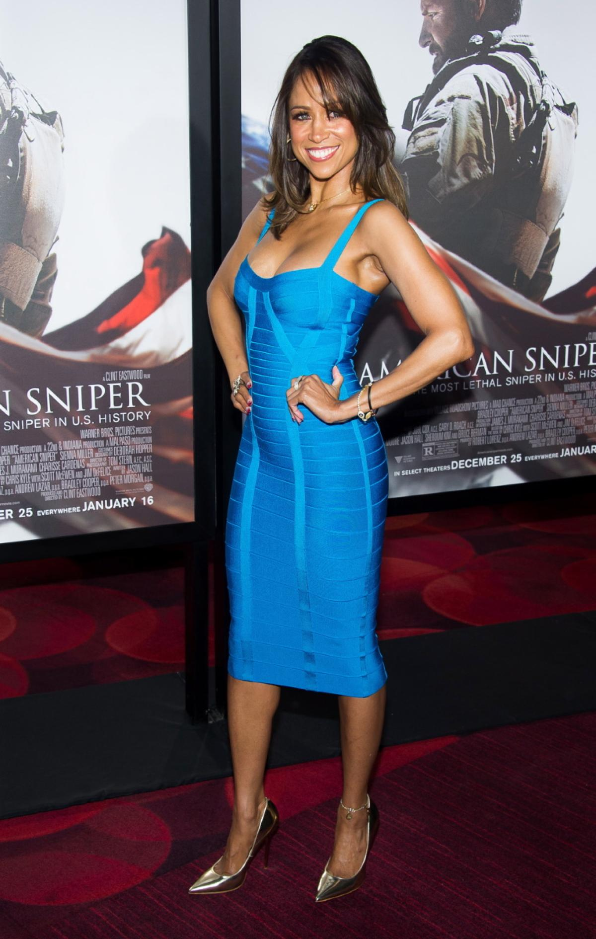 Stacey Dash Hot Near-Nude Photos, Sexy Images