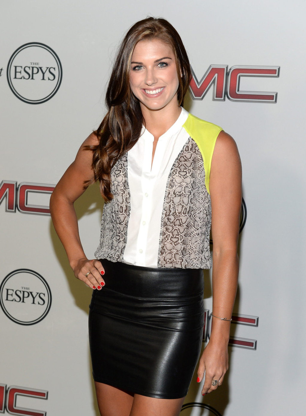 Alex Morgan Hot Pics, Sexy Near-Nude Photos, Images