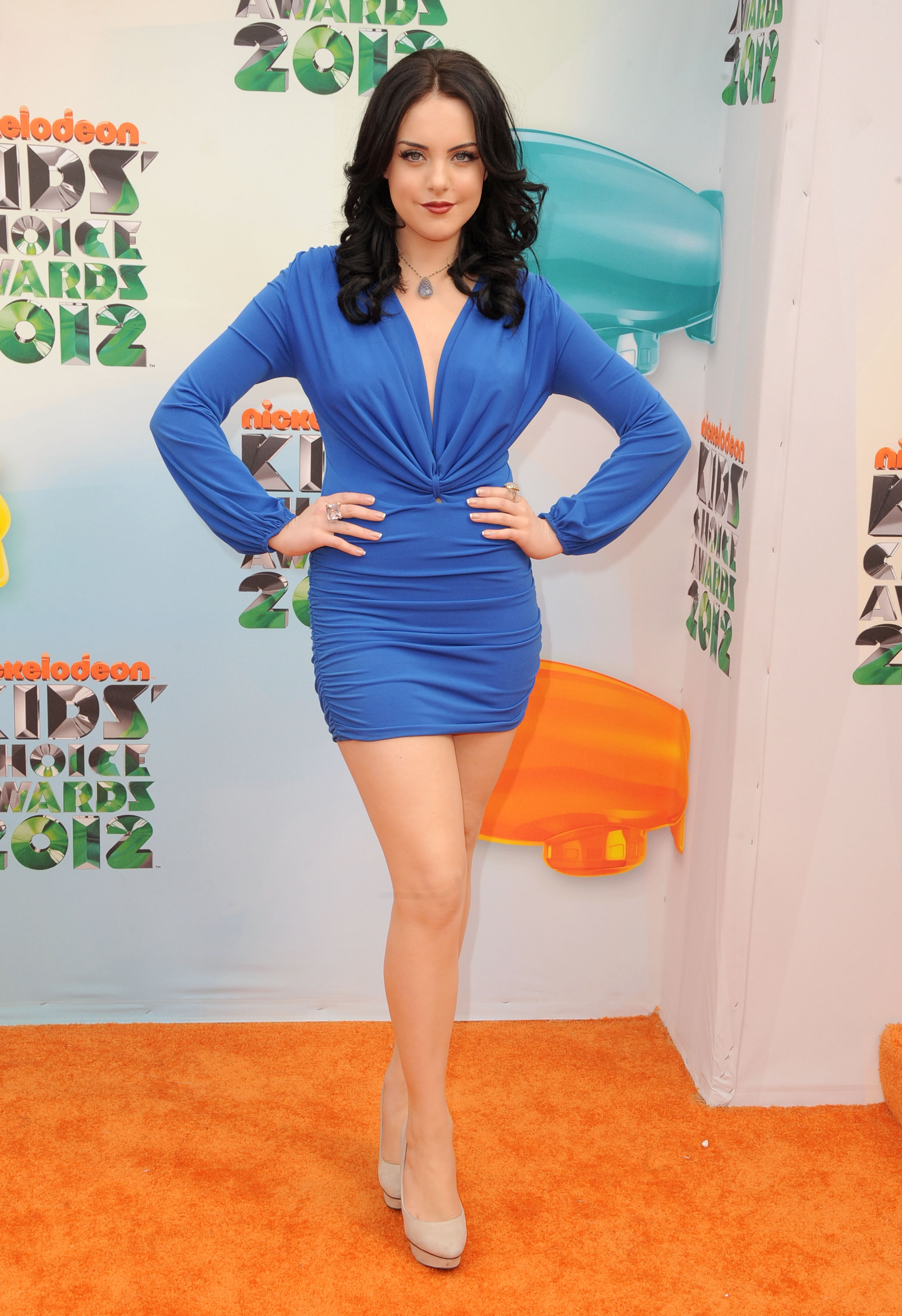 Elizabeth Gillies Hot