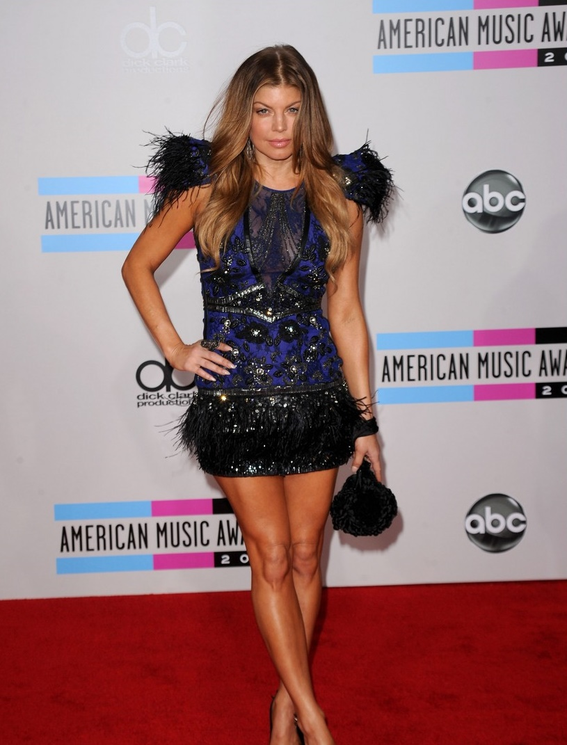 Fergie Hot Pics, Sexy Near-Nude Pictures & Images