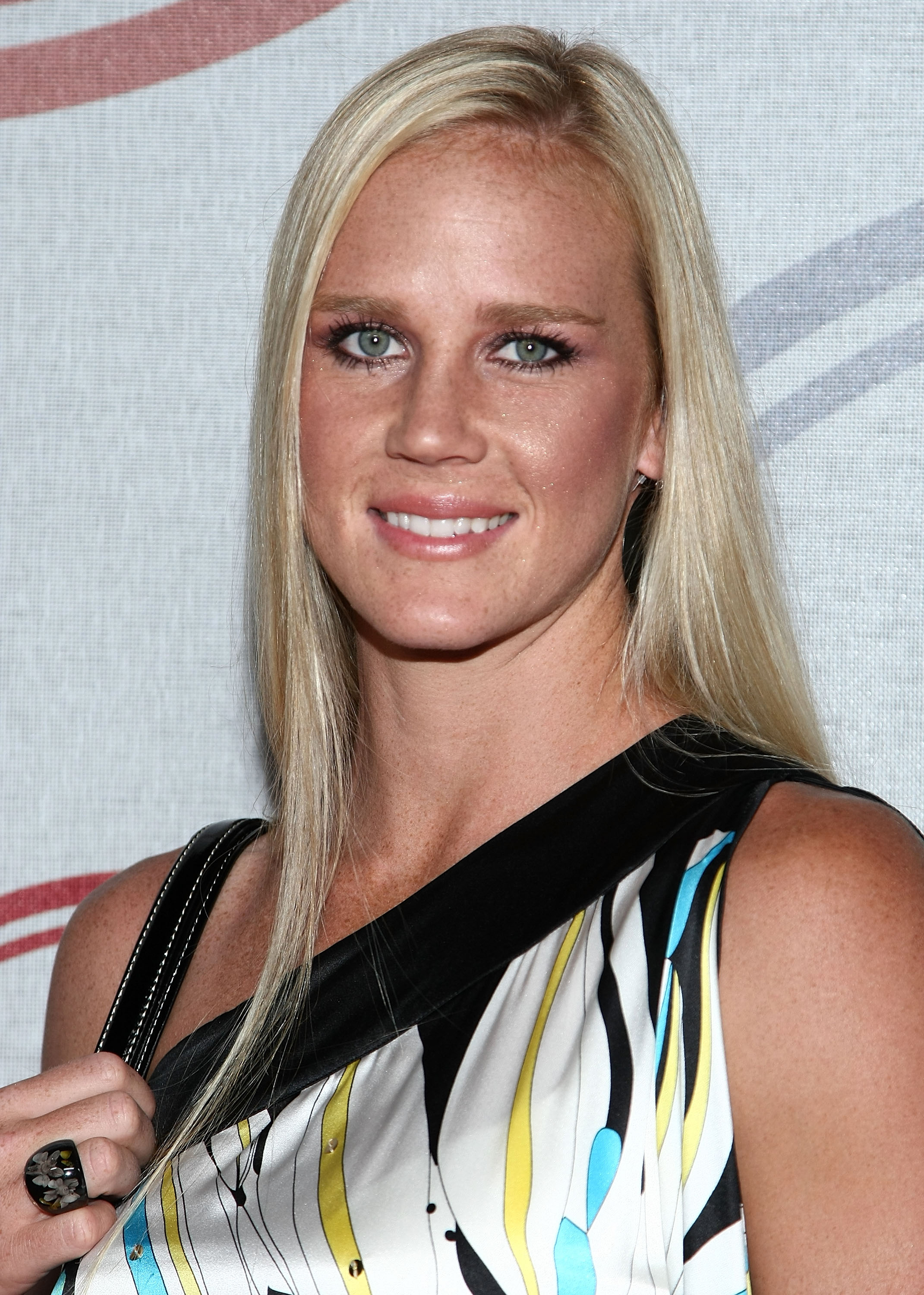 Holly Holm Hot Pictures, Sexy Topless Images Gallery