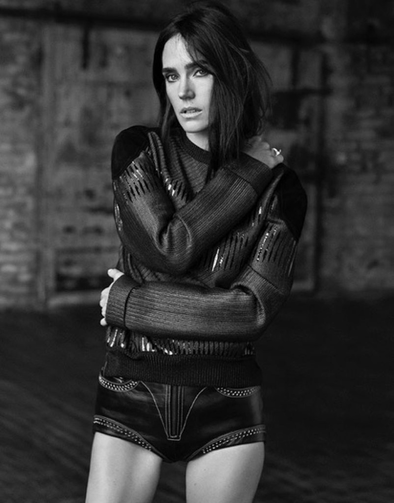 Jennifer Connelly Hot Pics, Sexy Near-Nude Photos ...