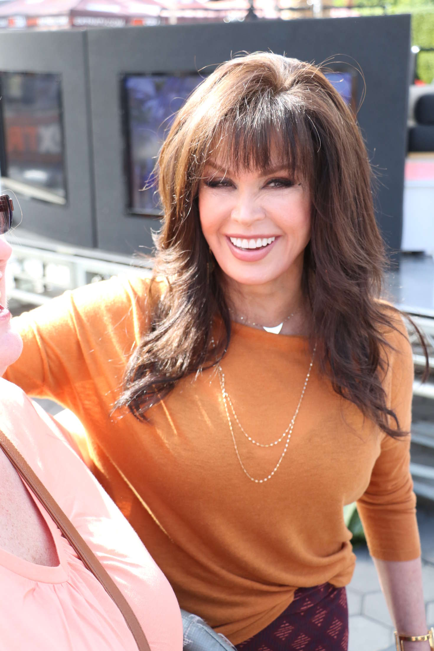 Marie osmond interracial fakes question
