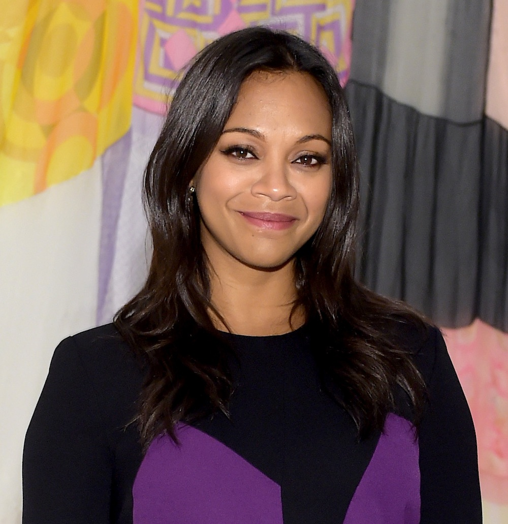 Zoe Saldana Hot Photos, Leaked Near-Nude Pics - beautiful ... Zoe Saldana