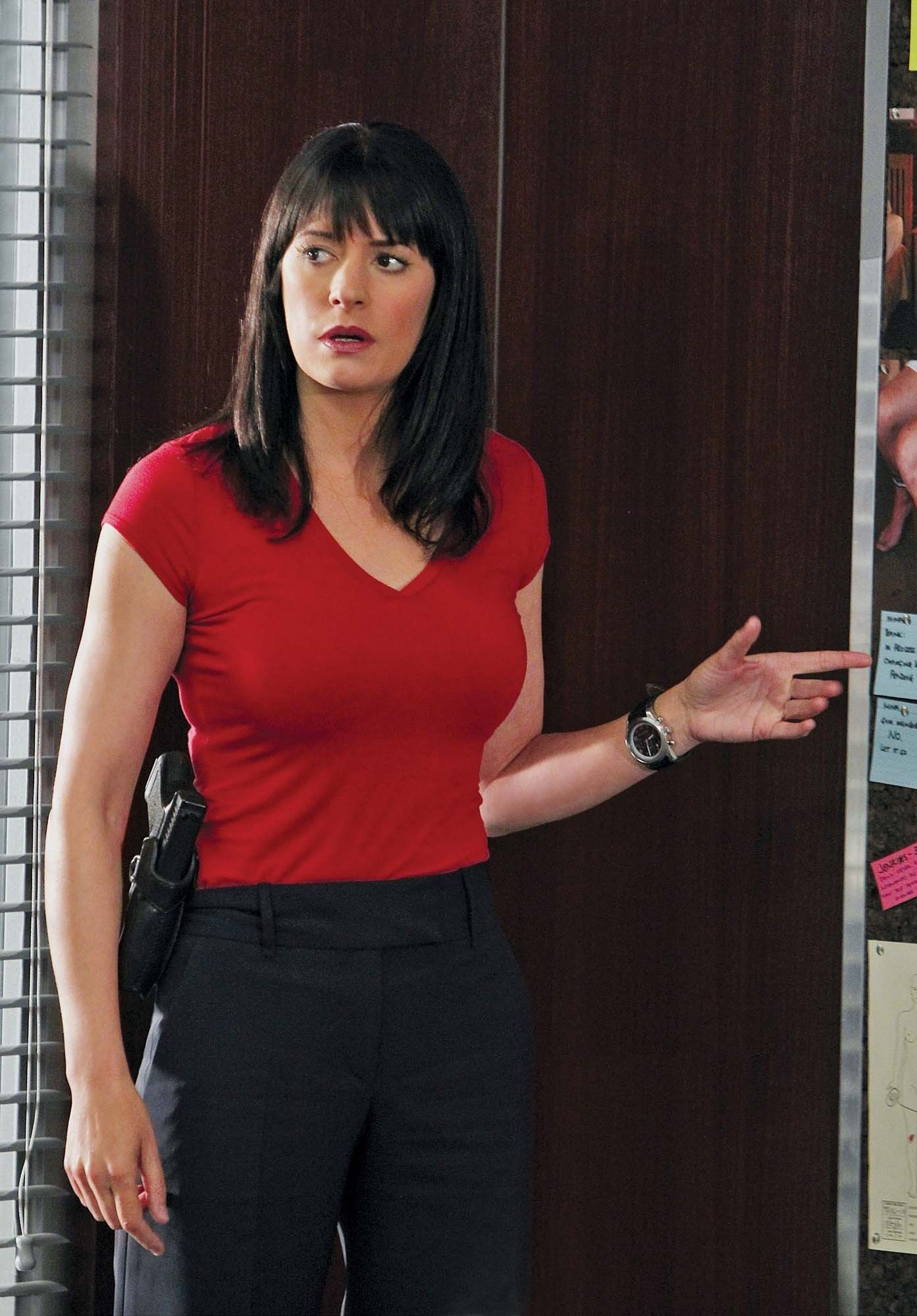 You Paget brewster naked photo the