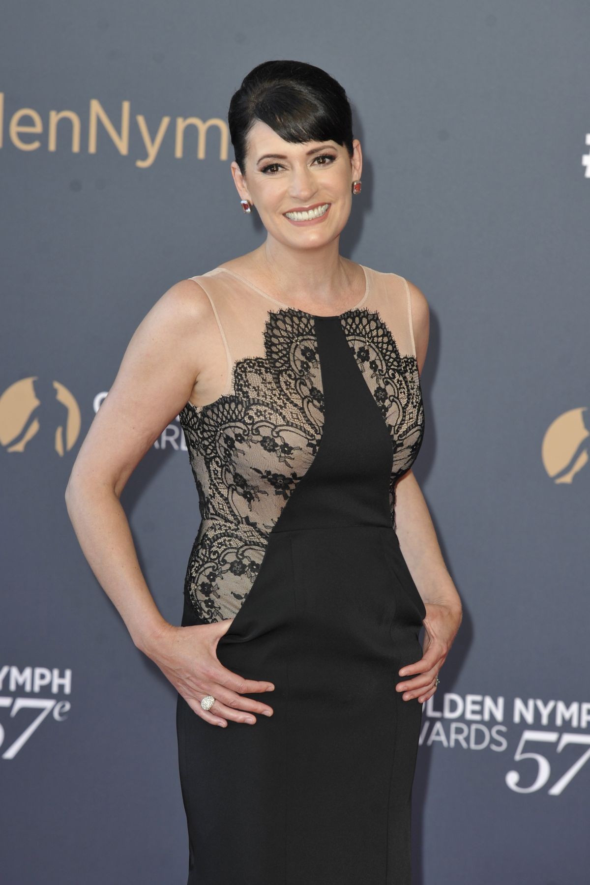 Paget Brewster Hot Swimsuit Pics, Sexy Topless Photos