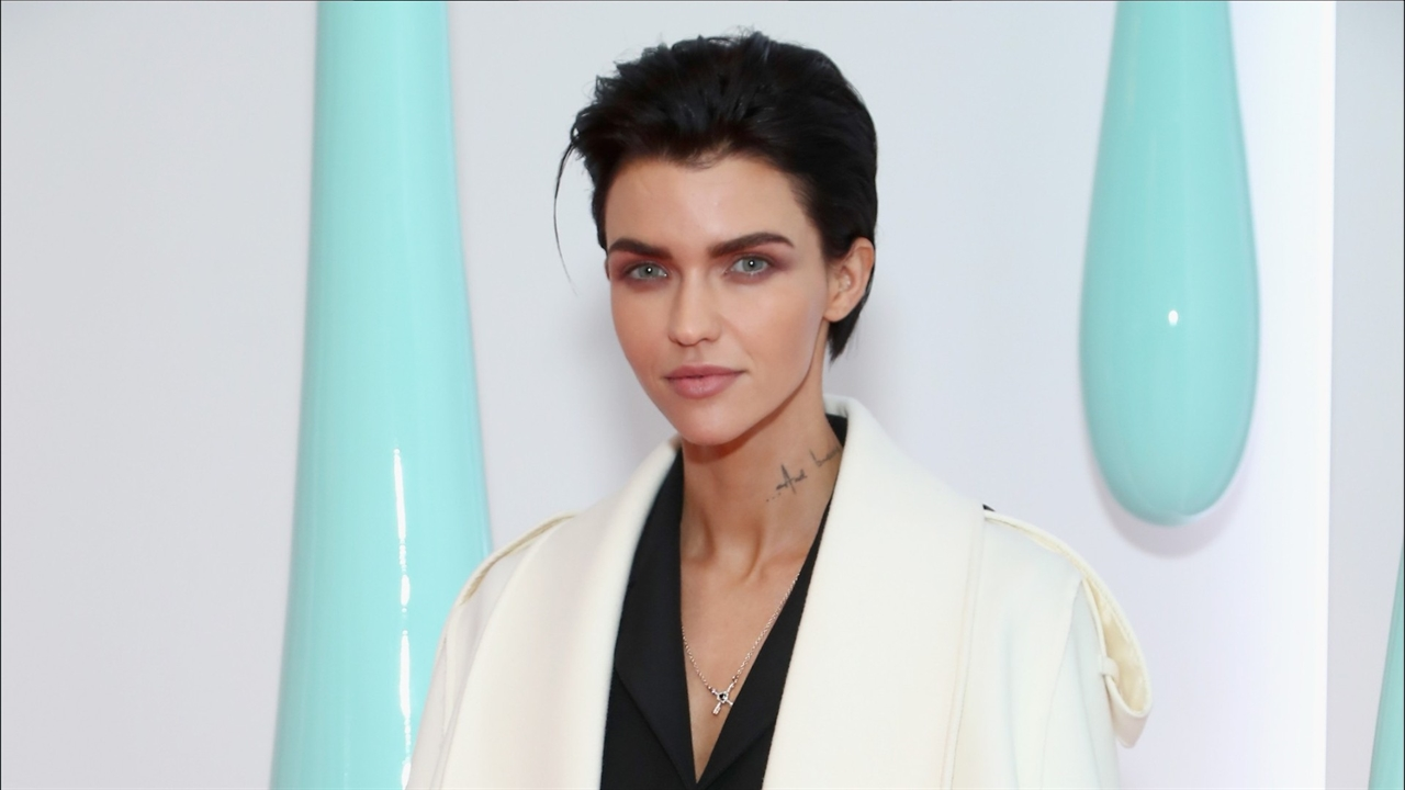 Ruby Rose Hot Bikini Pictures, Sexy Near-Nude Photos