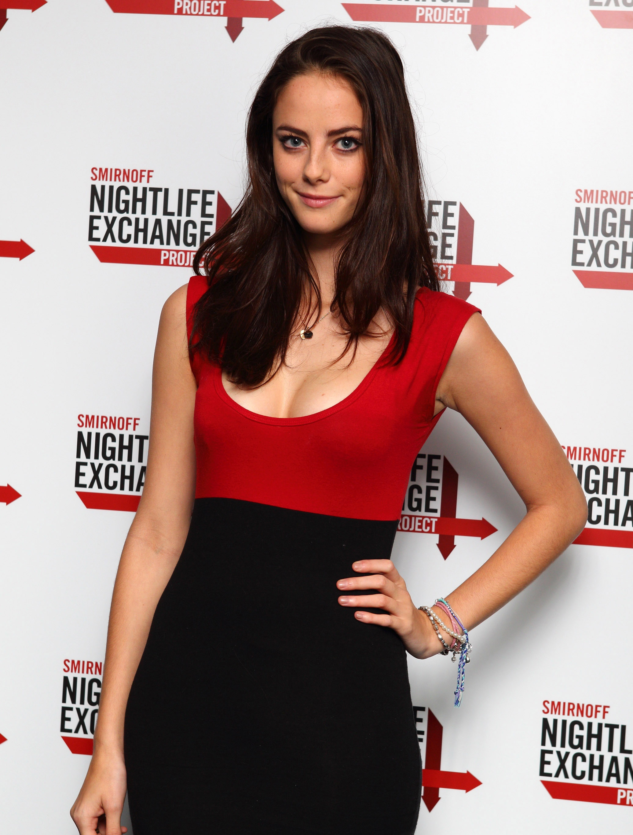 Kaya Scodelario Hot Swimsuit Pics, Near-Nude Photos