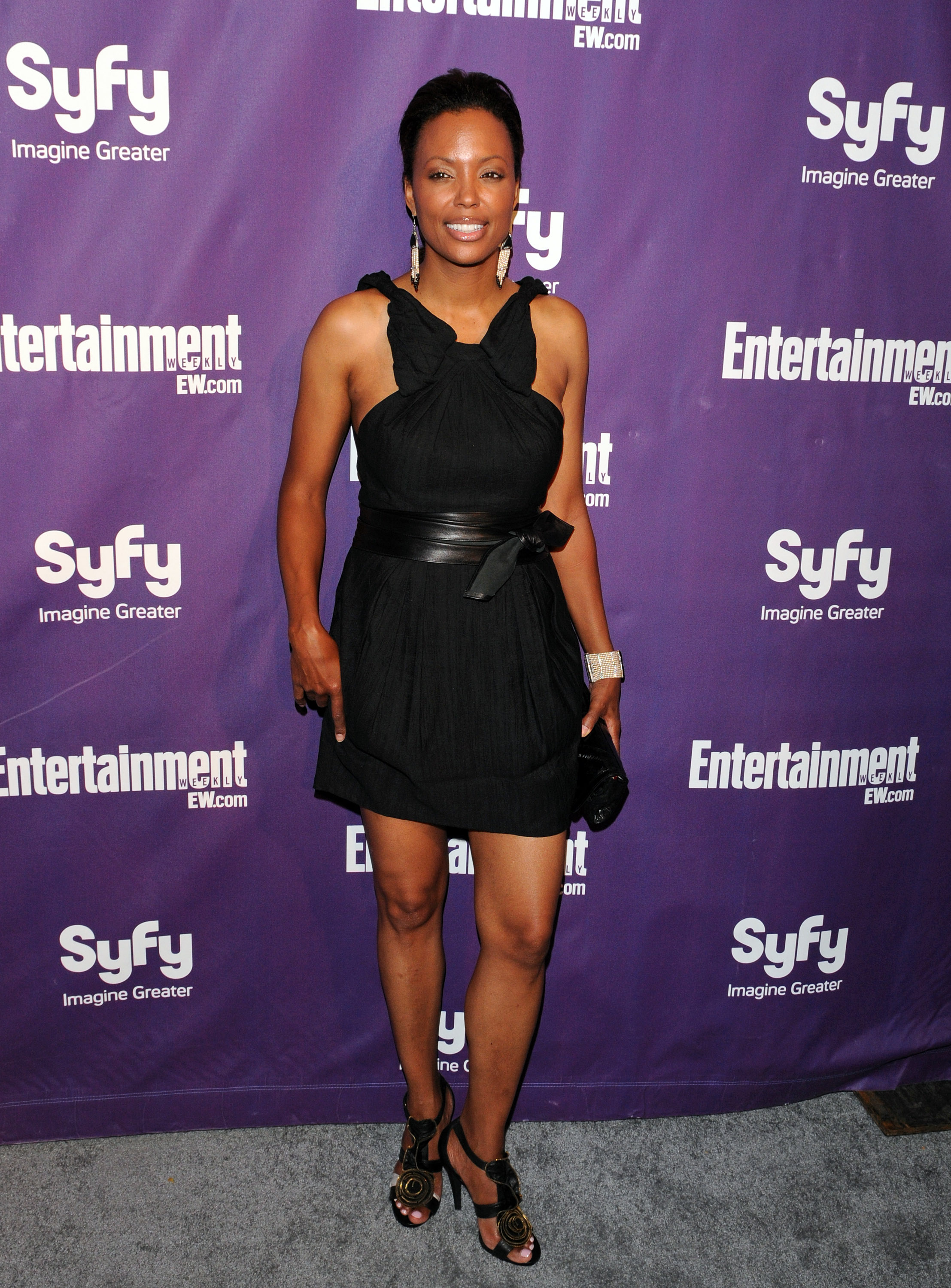 Aisha tyler nakes pictures remarkable