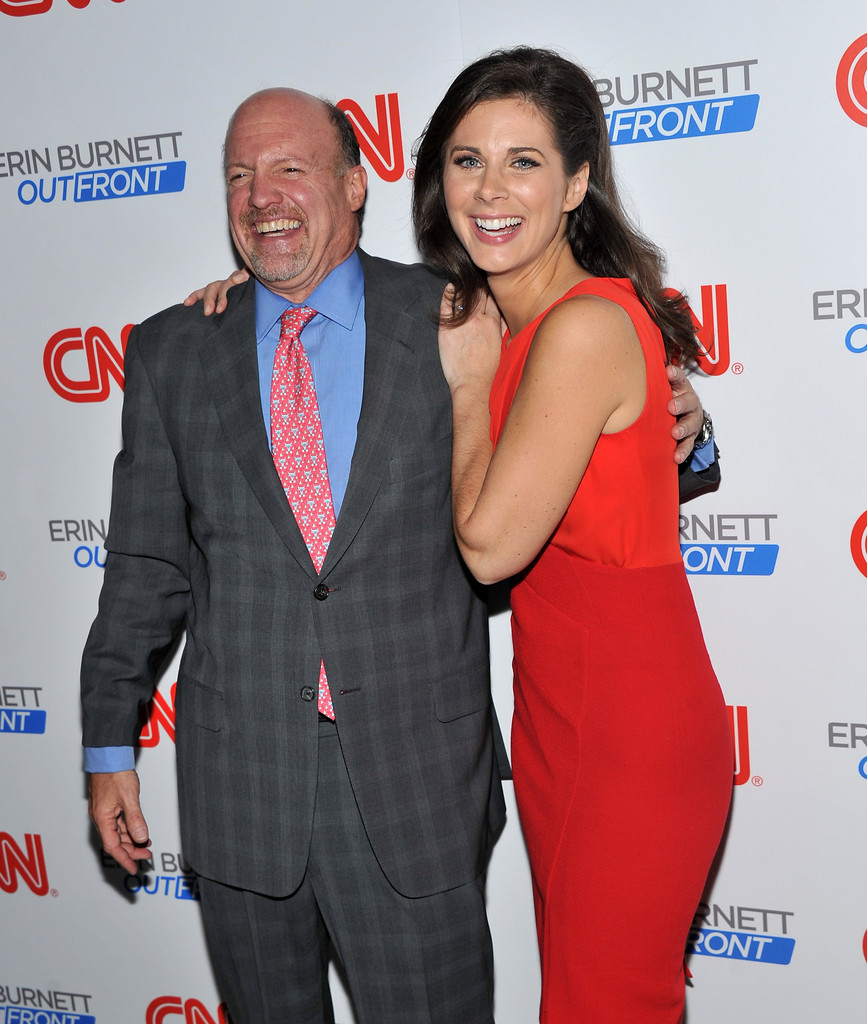 Erin Burnett Hot Bikini Pics, News Host Kissing Scene 26